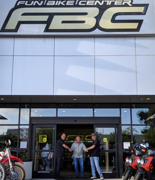 Powersports Listings M&A Announces the Sale of Fun Bike Center - Flagship Powersports Dealership in San Diego, California