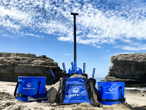New Sand Castle Tools Company Takes on Ocean Plastics Challenge