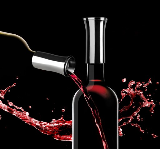 Outstanding Design Quality: Vagnbys Decantiere 7-in-1 Wine Aerator Wins the Red Dot Award: Product Design 2016