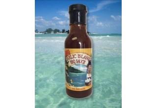 Pirate Jonny's Garlic Island Sauce