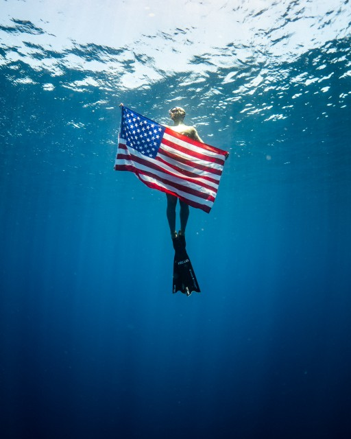 Team America Earns Bronze Medal, Breaks Records and Ranks 7th Place Out of 30 Countries at 2019 World Freediving Championships