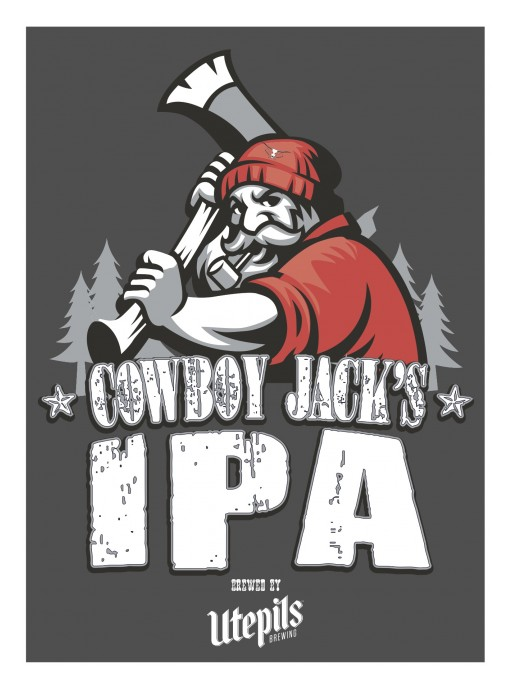 Utepils Brewing and Cowboy Jack's Launch New Jack's IPA