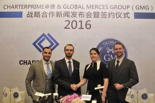 Charterprime and Australian Global Merces Group Announce New Strategic Partnership