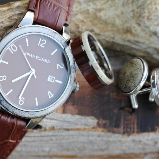 Johan Eduard Antler Watch