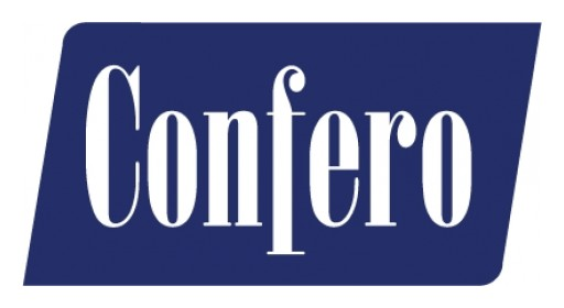 Confero Named Finalist in 13th Annual Stevie® Awards for Women in Business
