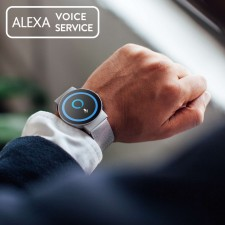CoWatch, world's first Amazon Alexa-enabled smartwatch
