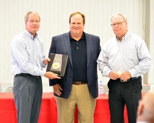 Street Toyota Employees Celebrate Receiving Toyota President's Award