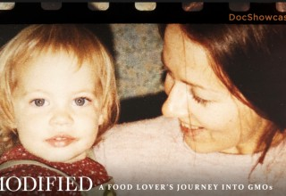 A mother imparting life lessons about the nature of the foods we eat.