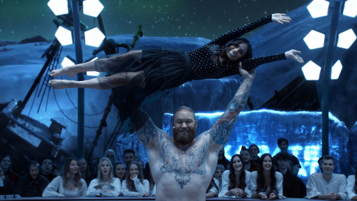 The Former World's Strongest Man Champion HAFTHOR BJORNSSON (Game of Thrones' The Mountain) Joins Karate Combat for Remainder of This Season