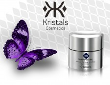 Sapphire Retinol Firming & Lifting Eye Cream from Kristals Cosmetics
