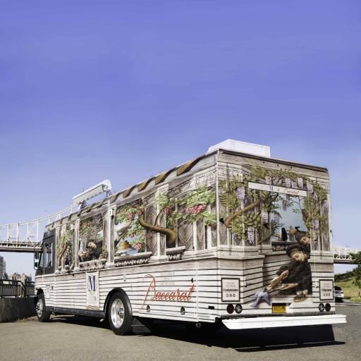 Lady M New York Announces Houston Luxury Cake Truck Pop-Up Boutique