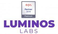 Luminos Platinum Badge