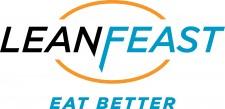 LeanFeast - Eat Better (Logo)