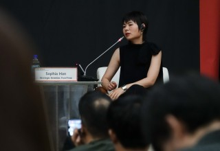 Investor of FansTime, Sophia Han