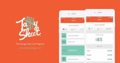 Garage Sale Cash Register App Saves Time and Hassle