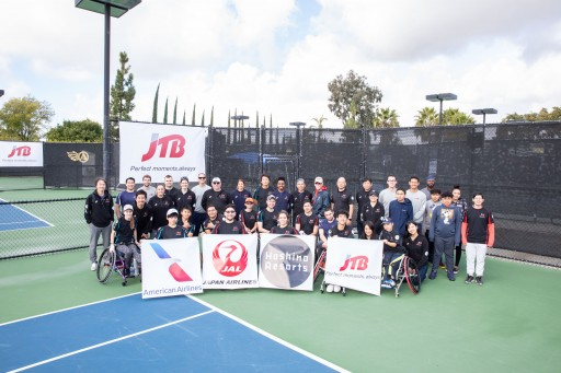 Star Junior Athletes From the US, Japan and Canada Meet in San Diego for an Unforgettable Weekend of Friendship and Competition