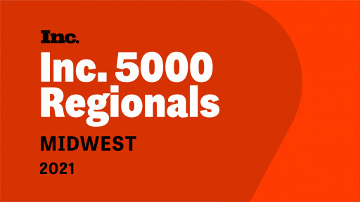 With a Three-Year Revenue Growth of 949%, phData Ranks No. 86 on Inc. Magazine's List of the Midwest's Fastest-Growing Private Companies