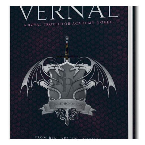 Vernal: A Royal Protector Academy Novel