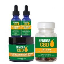 Seniors for CBD