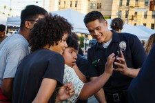Getting to know the officers who look after the neighborhood