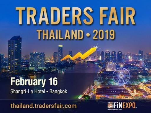 Traders Fair 2019 - Thailand (Financial Event)