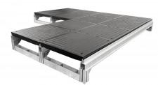 Foundation modular work platforms by Wearwell