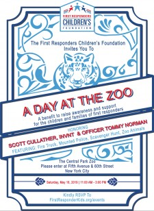 A Day at the Zoo Invite