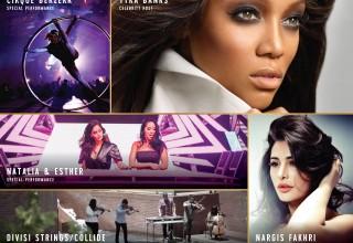 Tyra Banks - Gala Host