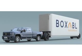 Folded Boxabl