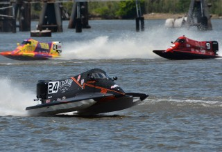 2018 NGK F1 Powerboat Championship Port Neches Race