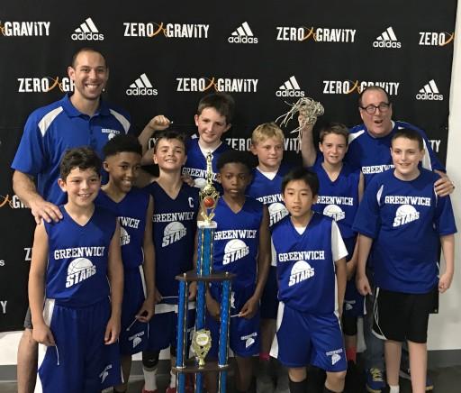 Greenwich Stars Win Two National Basketball Championships