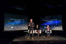 """Sharing our view of """"AI in Energy"""" at the BootstrapLabs AI Conference"""