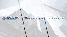 SESAMm Closes Series B Round with New Alpha Asset Management and Carlyle