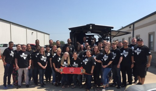 Accent Food Services Rallies Industry Partners to Donate to Harvey Victims