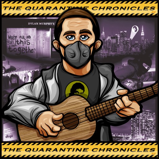 Shaun Blanch Debuts 'The Quarantine Chronicles' - His Self-Produced Album