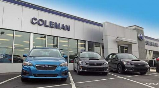 Autobody News: Coleman Subaru & Kia Switched to Lusid Technology and is Loving the Results