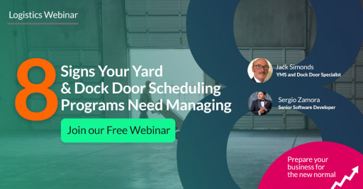 Royal 4 Systems Presents 8 Signs Your Yard and Dock Door Scheduling Process Needs Managing