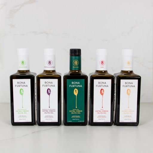 Italian Food Producer, Bona Furtuna, Announces New Flavor Profiles  in Olive Oil Category