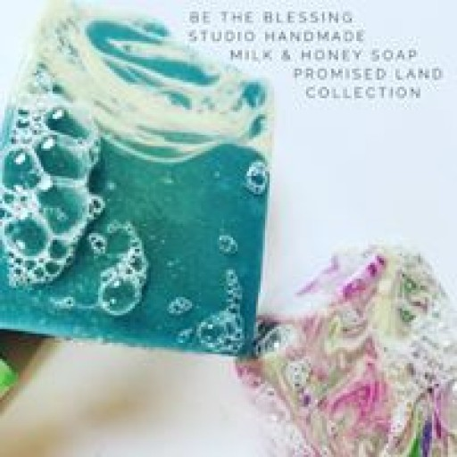 Be the Blessing Studio Releases Their New Handcrafted Bar Soaps, the Promised Land Collection