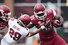 NFL Draft Bible Scouting Report: Jeremy Sprinkle, TE, Arkansas