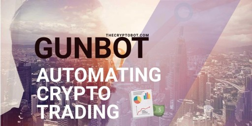 Gunbot Automated Cryptocurrency Trading Tool is Compatible With 14 Exchanges and Features 15 Built-in Trading Strategies