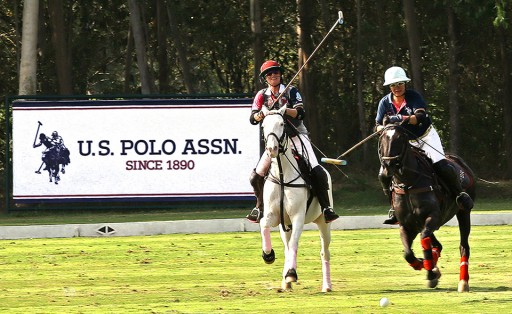 U.S. Polo Assn. Supports the Queen's Cup Pink Polo 2019 in Partnership With Thailand Equestrian Foundation