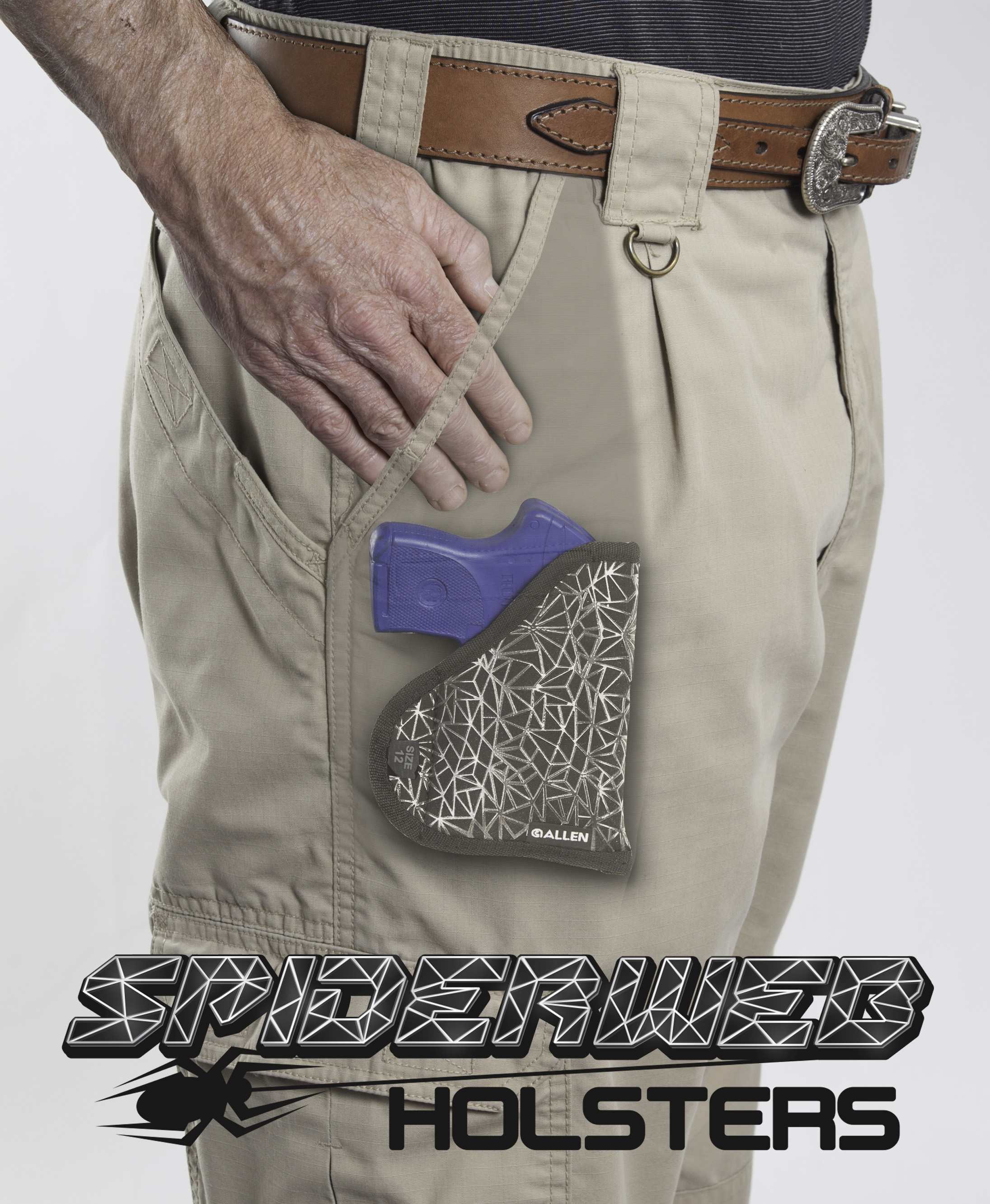 allen company expands concealed carry with spiderweb holster newswire
