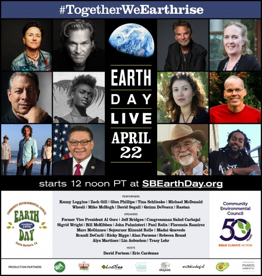 Gather on Earth Day's 50th Anniversary With Birthplace of Modern Environmental Movement