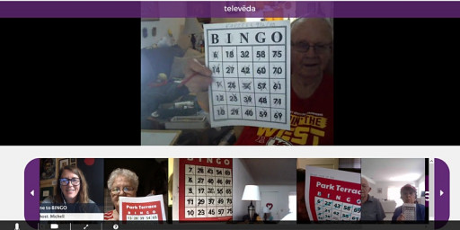 Seniors Are Connecting Nationwide to Set a World Record for Bingo
