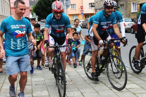 16th Annual Cyclo-Run Rolls Through the Czech Republic for a Drug-Free Country