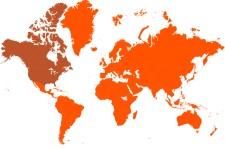 OpenCNAM Plus Coverage Map