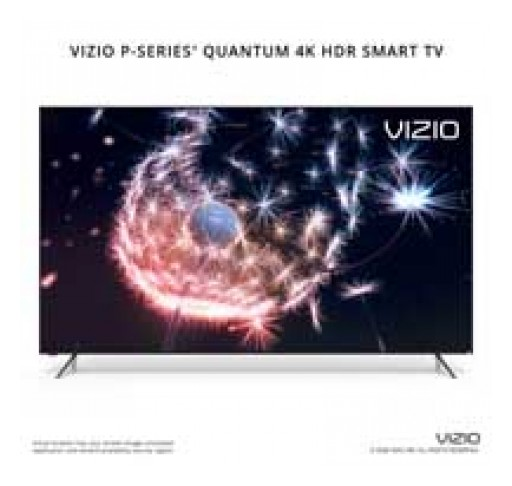 VIZIO Unveils Best Picture Ever With 2018 P-Series® Quantum 4K HDR Smart TV