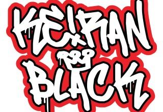 Keiran Black - Logo
