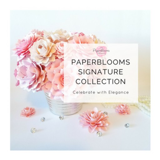 My Paperblooms Aplenty Releases Paperblooms Signature Collection